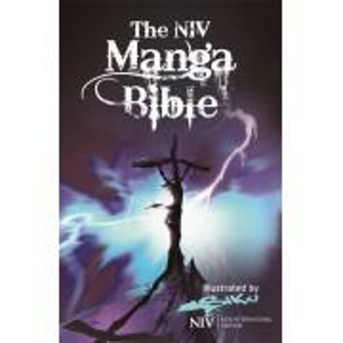 Picture of NIV Manga Bible