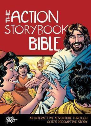 Picture of Action Storybook Bible, The