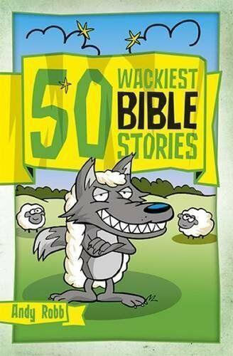 Picture of 50 wackiest Bible stories