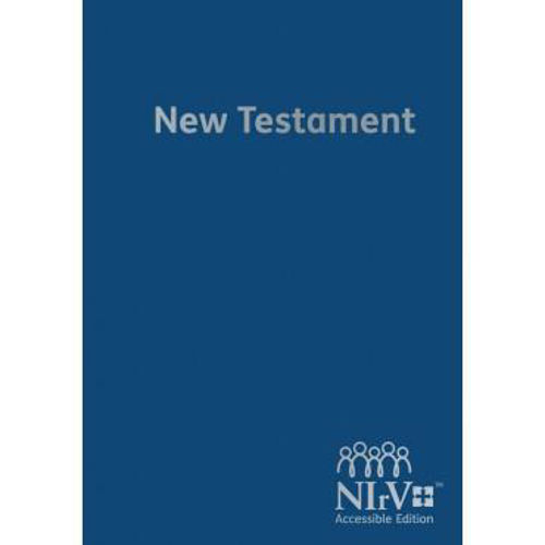 Picture of NIRV New testament accessible edition HB